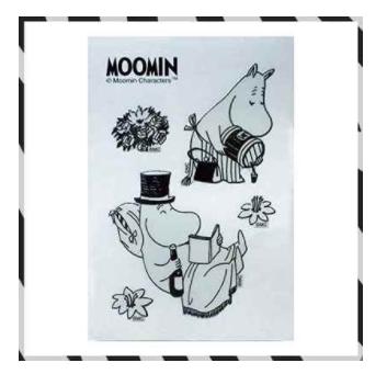 ムーミンママ 名言 ムーミンのバッグの中身 エプロンの秘密