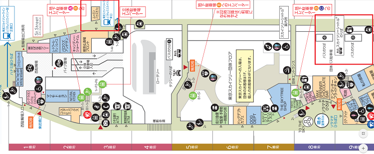 東京スカイツリー ムーミンカフェまでの行き方 ムーミンファンのための情報サイト