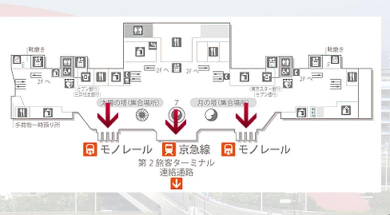 羽田空港 ムーミンカフェまでの行き方 ムーミンファンのための情報サイト