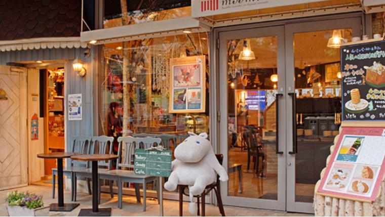 ムーミンカフェ 東京ドームシティ ラクーア店