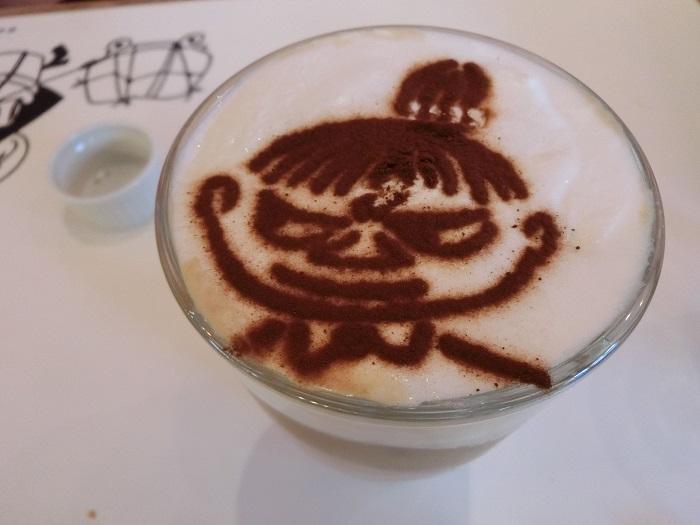 ムーミンカフェ メニュー 東京ドームシティ・ラクーア店 東京スカイツリー・ソラマチ店