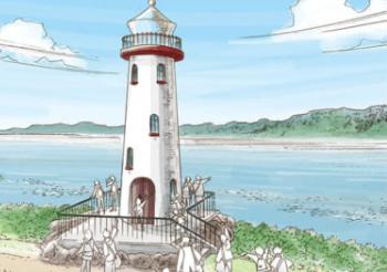 メッツァ ムーミンテーマパーク ムーミンバレーパーク 灯台