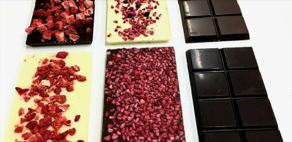 メッツァビレッジ テナント ショップ チョコレート ダンメンベルグ フィンランド 北欧