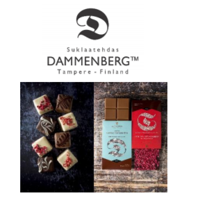 メッツァビレッジ ダンメベルグ チョコレート 北欧