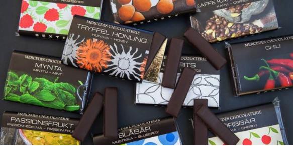 メッツァビレッジ テナント ショップ チョコレート メルセデスショコラトリー フィンランド 北欧
