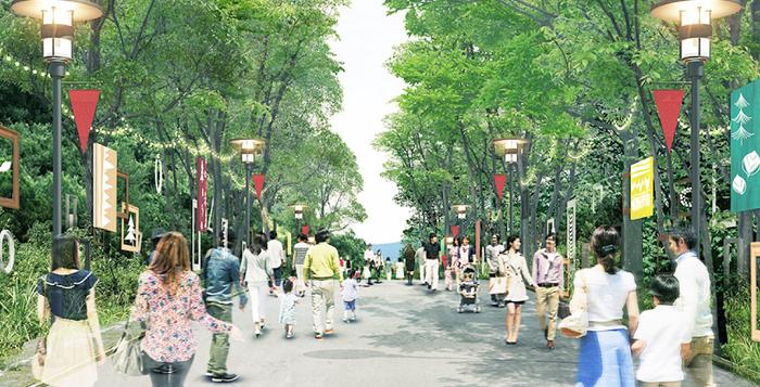 ムーミンテーマパーク メッツァビレッジ オープン日決定 アクセス 施設内容