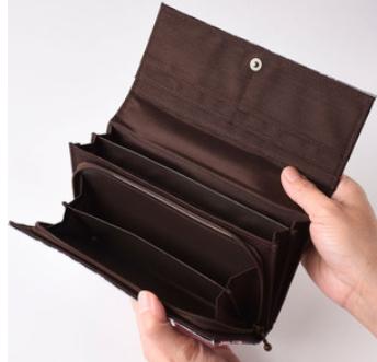 ムーミン 財布 ロッドユール